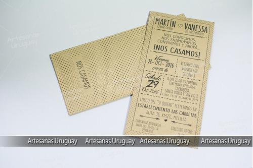 tarjetas para 15 años, boda etc. variedad de papel
