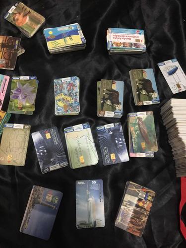 tarjetas telefónicas de antel desde $10 pesos.