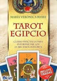 tarot egipcio / riera (envíos)