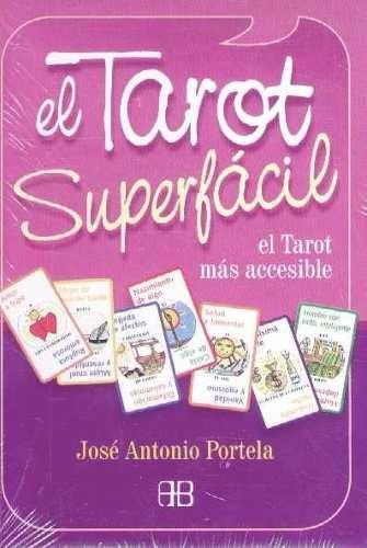 tarot superfácil pack con 78 cartas + estuche - portela