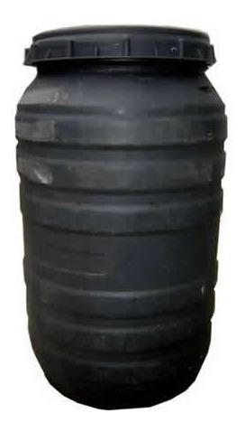 tarrina 200 litros. tapa rosca - tankes uy