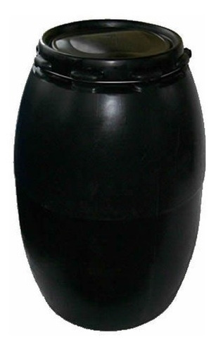 tarrina 200 lts. - tankes - tapa, zuncho alambre. usada.