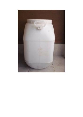 tarrina tanque de 25 kg. 30 litros. usadas