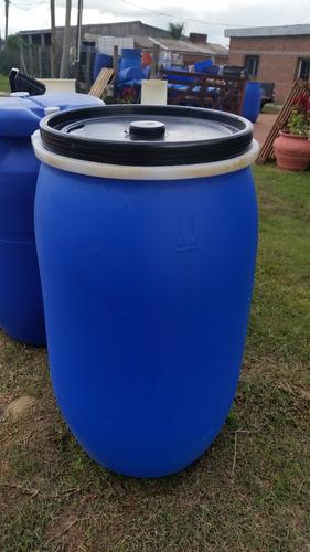 tarrinas 250lts..tanques plasticos 200lc/canilla.agua potabl
