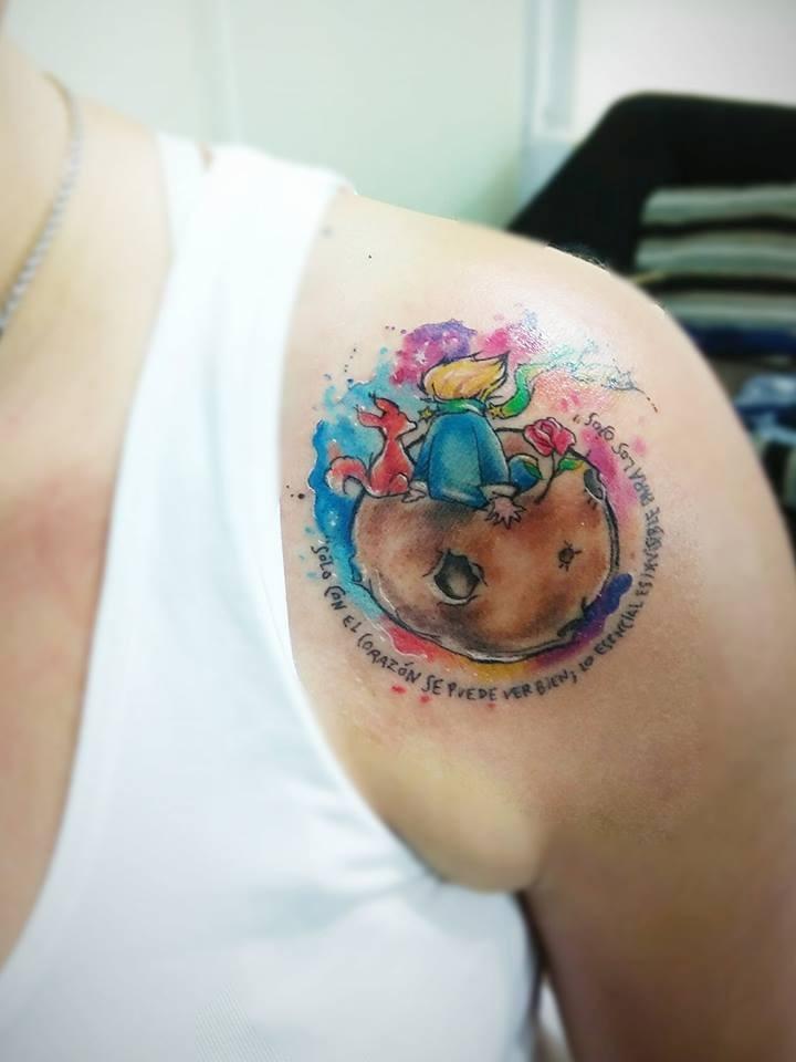Tatuajes Chaos Leonardo Laguna En Mercado Libre