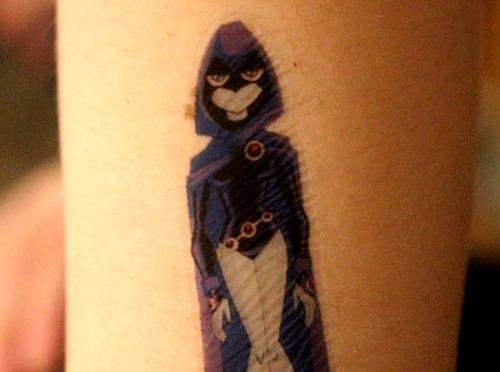 tatuajes temporales papel transfer impresión inkjet o laser
