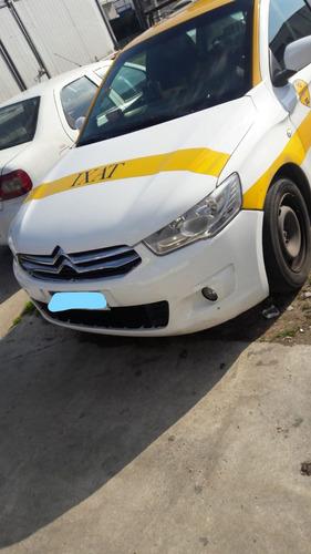 taxi citroen c elysee 2016 - facilidades (leer)