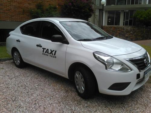 taximetro nissan versa modelo 2017