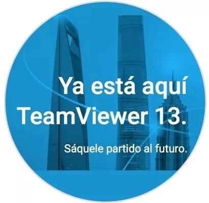 teamviewer 13 con licencia enterprise 2018 hasta 88 canales