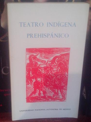 teatro indígena prehispánico