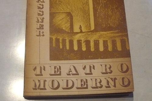 teatro moderno john gassner editorial letras