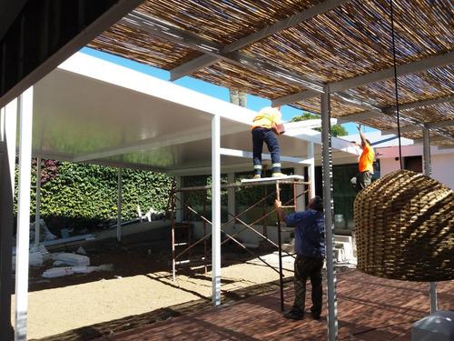 techo isopanel