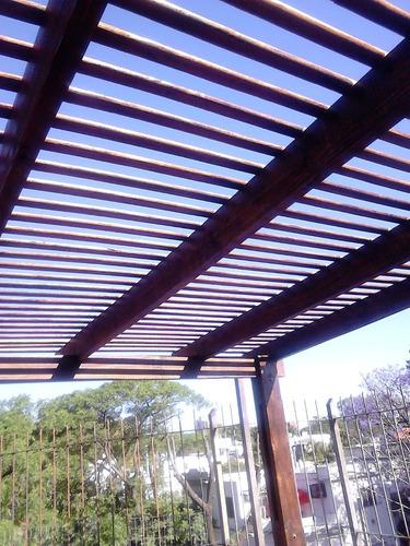 techos de policarbonato,chapa teja,barbacoas-garages-decks
