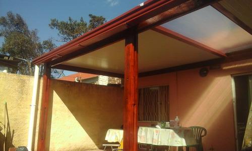techos en policarbonato