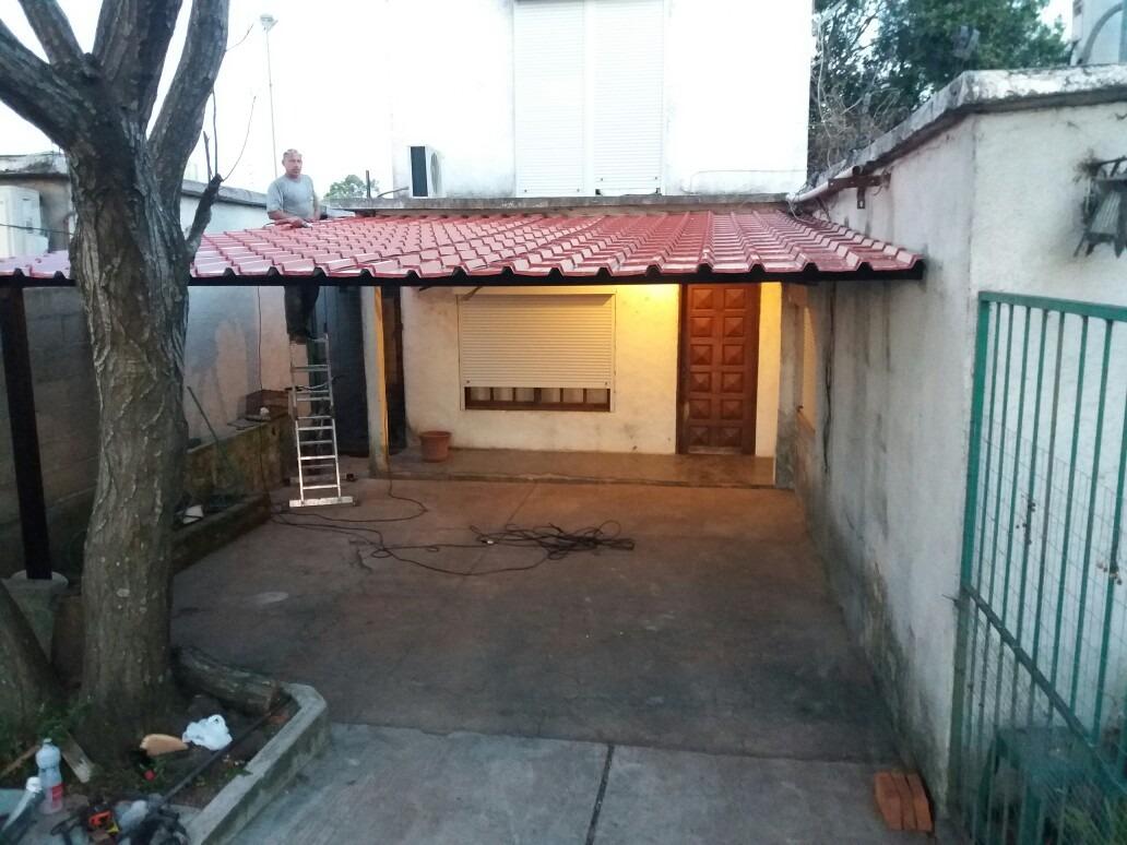 Techos liviano economicos para cocheras 100 00 en for Techos economicos para viviendas