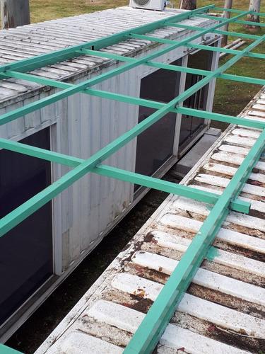 techos livianos de chapa