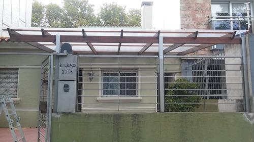 techos livianos y policarbonato,pergolas ,barbacoas,cocheras
