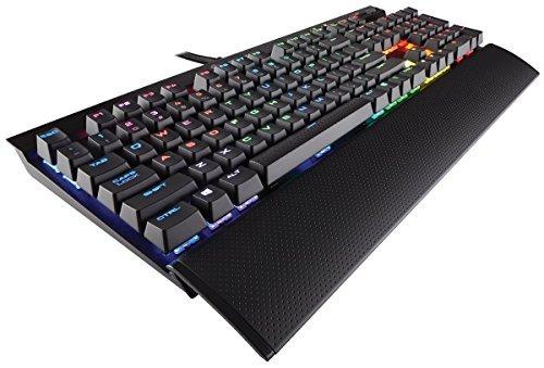 teclado corsair gaming k70 rgb rapidfire mechanical