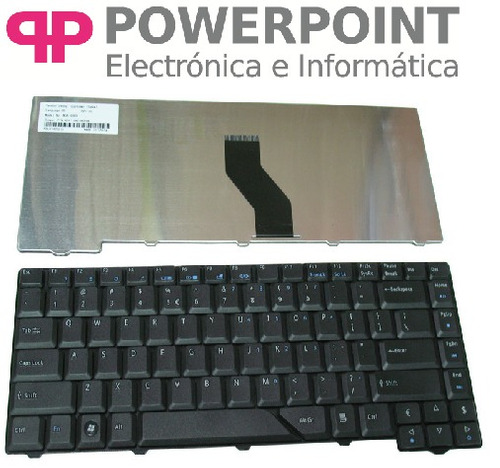 teclado de acer 4710 as4710 con colocacion gratuita