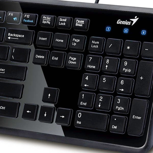 teclado genius multimedia