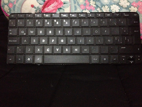 teclado hp mini 210