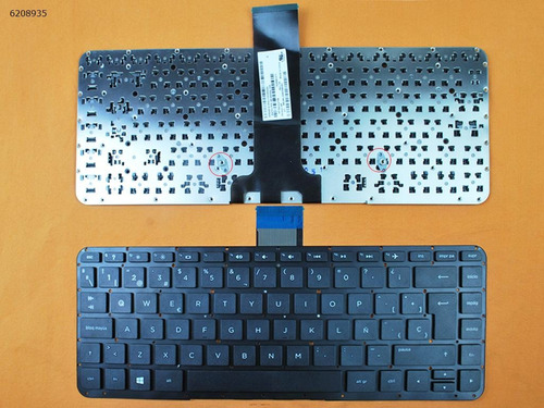 teclado hp pavilion x360 13-a