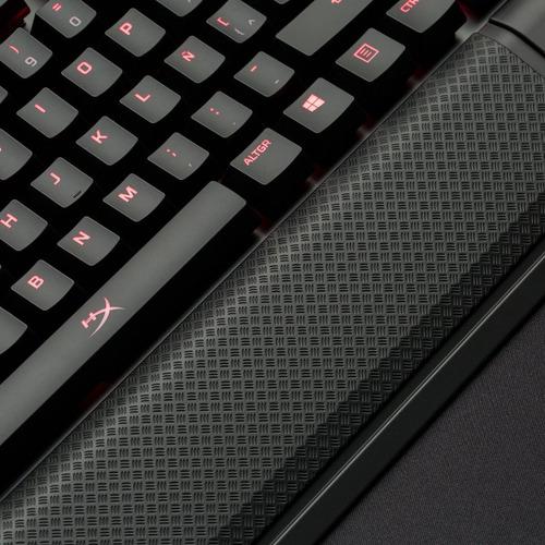 teclado hyperx mecanico gamer cherry red elite usb pc