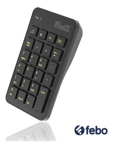 teclado klip xtreme