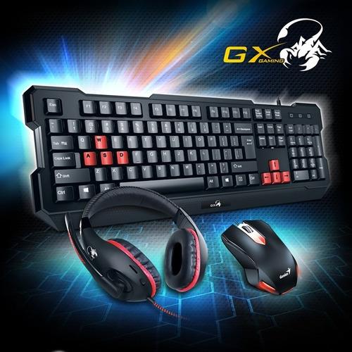 teclado mouse genius