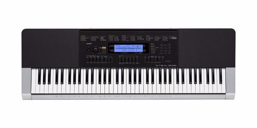 teclado musical casio wk240 frete gratis kit 30%off