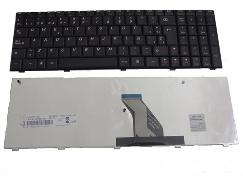 teclado notebook lenovo