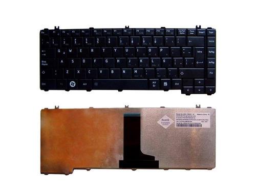 teclado notebook toshiba satellite c645 l645 l745 l600