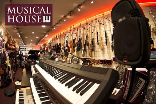 teclado organo casio ctk245 - 4 octavas + sop./ en belgrano!