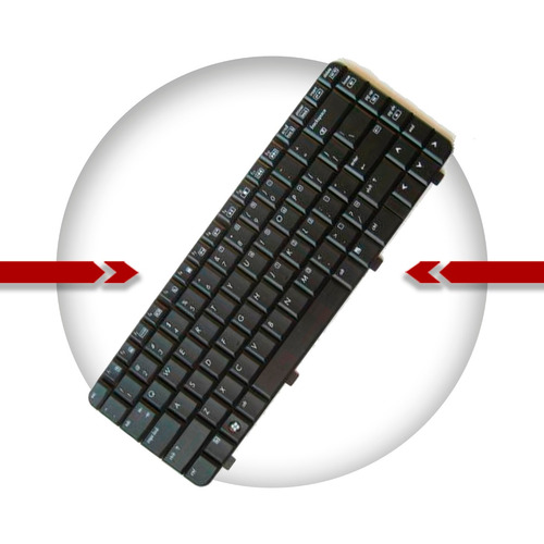teclado para notebook gateway varios modelo