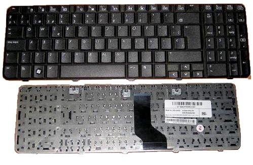 teclado p/notebook hp cq 60 series