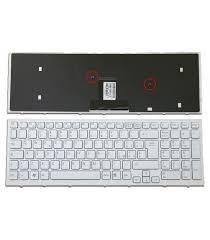 teclado sony vaio vpc-eb con marco