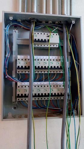 tecnico electricista autorizado por ute