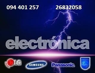 tecnico en reparacion de led ,lcd,tv,audio,microondas,fax.