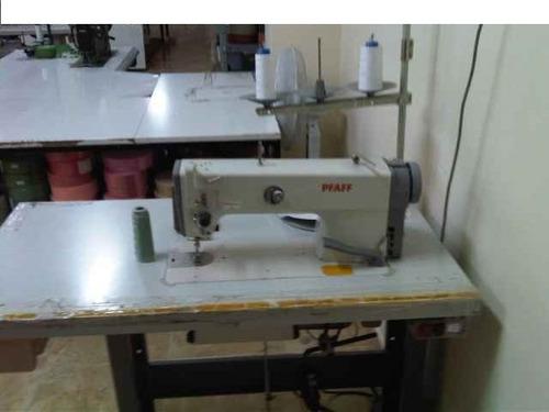 técnico mecánico de maquinas de coser