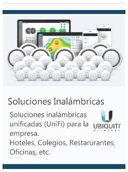 técnico redes router solución wifi hoteles colegios ubiquiti