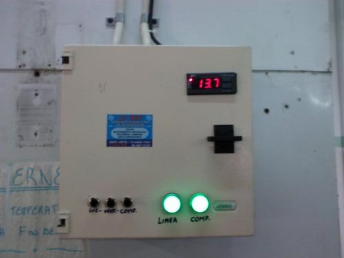 tecnico refrigeración aire acondicionado familiar comercial