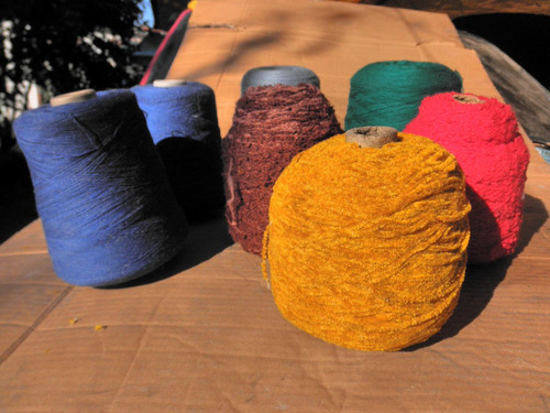 tejedoras hilados vendo por cierre de textil