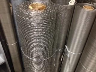 tejido en acero inoxidable para todo tipo de filtrados