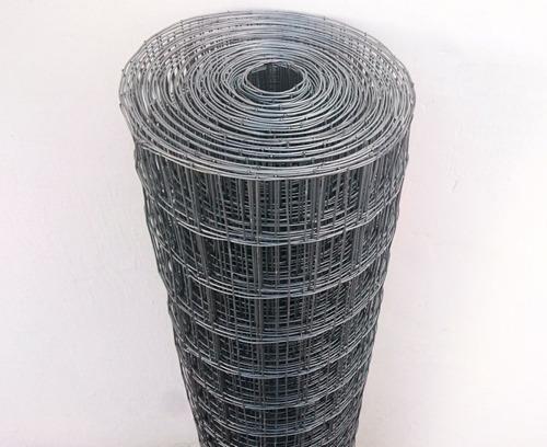 tejido malla de cerco perimetral electrosoldado galvanizado