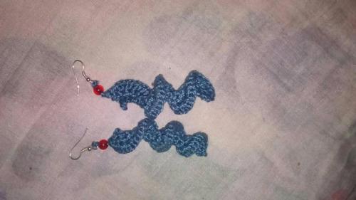 tejidos a dos agujas y crochet