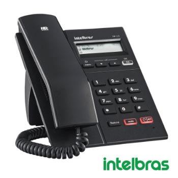 telefonia telefono ip tip 125 intelbras