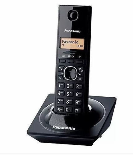 telefono inalambrico panasonic dect 1.9hz con i.d. kx-tg1711