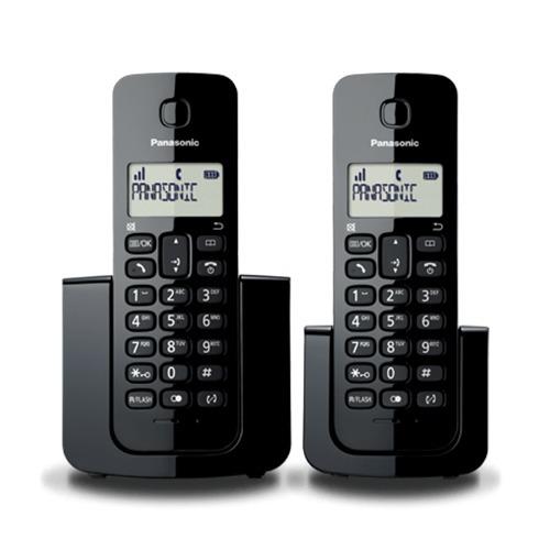 teléfono inalámbrico panasonic kx-tgb112 doble base circuit