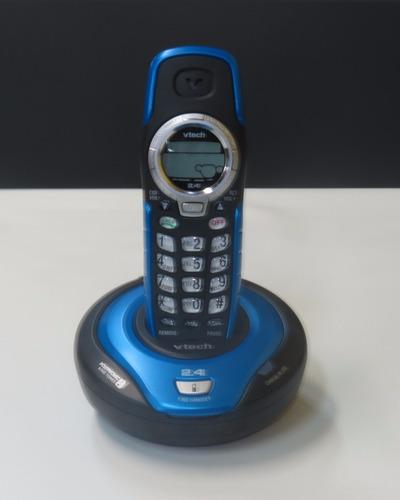 teléfono inalambrico vtech c/tapas de colores   brasil shop
