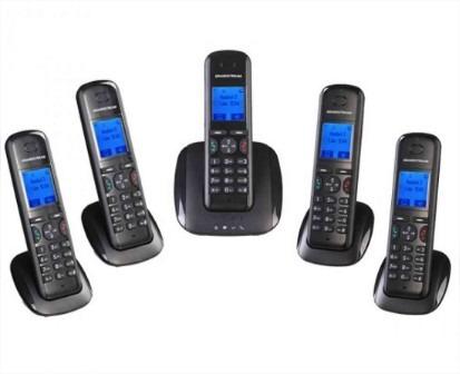 teléfono voip grandstream ip telephone dp710 easybuygarantia